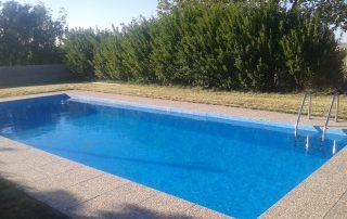 piscina para despedidas de soltera