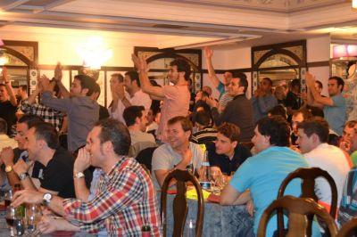 Cena y show para despedidas de soltero en Salamanca y Valladolid