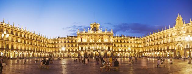 que visitar en Salamanca